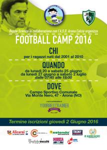 AronaCalcio_BeppeScienzaFootballCamp
