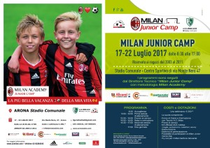 Locandine-ARONA-CALCIO-MILAN-CAMP