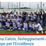 AronaCalcio-Festeggiamenti-Campo-Eccellenza