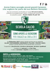 AronaCalcio-Iscrizioni-Scuola-Calcio-2017-2018